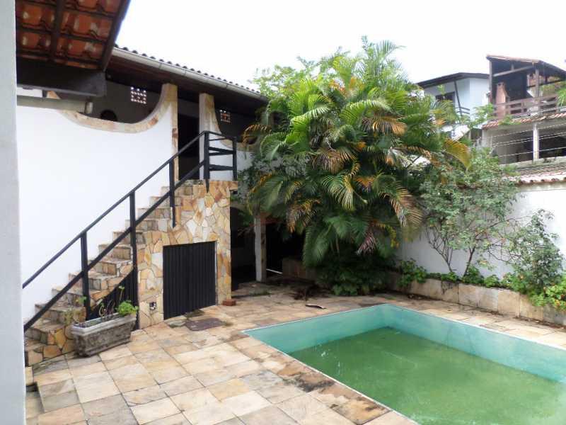 8 - Casa em Condomínio Taquara, Rio de Janeiro, RJ Para Alugar, 4 Quartos, 408m² - FRCN40115 - 8