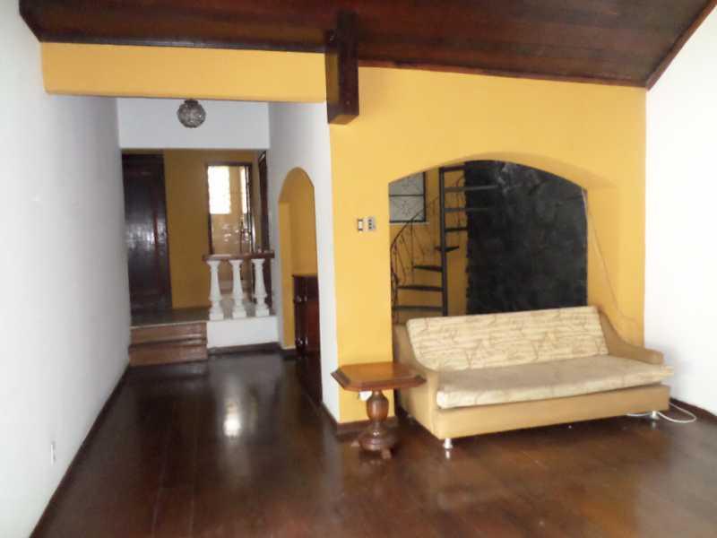 14 - Casa em Condomínio Taquara, Rio de Janeiro, RJ Para Alugar, 4 Quartos, 408m² - FRCN40115 - 14