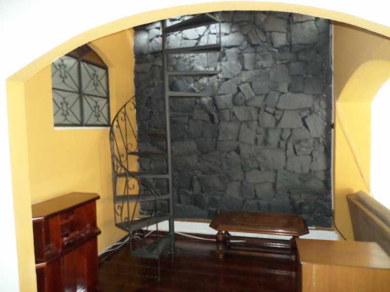 20 - Casa em Condomínio Taquara, Rio de Janeiro, RJ Para Alugar, 4 Quartos, 408m² - FRCN40115 - 20