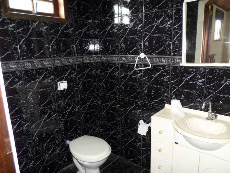 22 - Casa em Condomínio Taquara, Rio de Janeiro, RJ Para Alugar, 4 Quartos, 408m² - FRCN40115 - 22