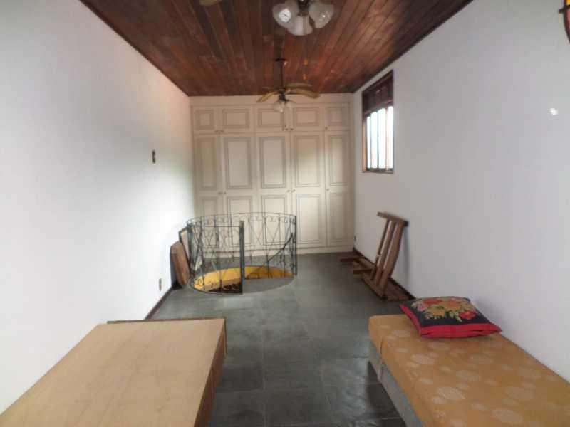 23 - Casa em Condomínio Taquara, Rio de Janeiro, RJ Para Alugar, 4 Quartos, 408m² - FRCN40115 - 23