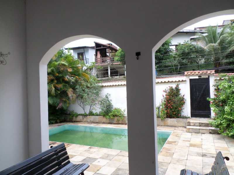 27 - Casa em Condomínio Taquara, Rio de Janeiro, RJ Para Alugar, 4 Quartos, 408m² - FRCN40115 - 27