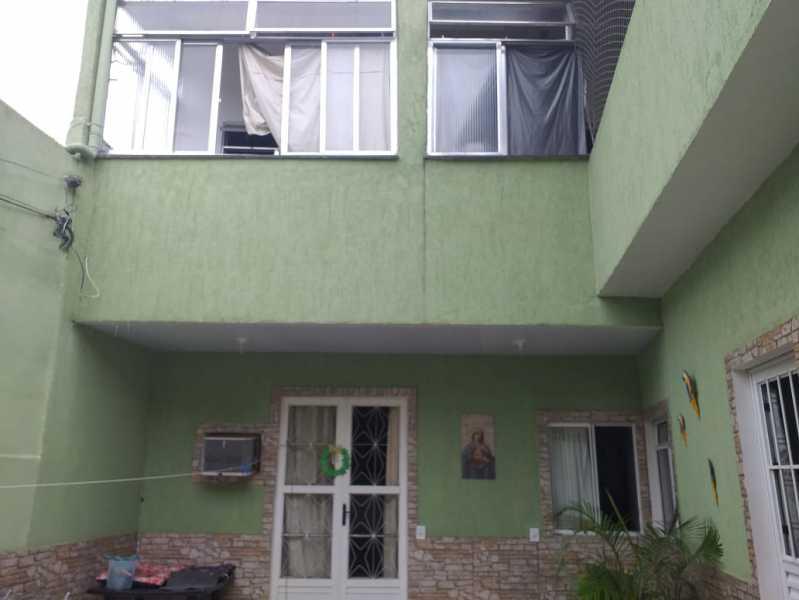 1 - QUINTAL. - Casa À Venda - Piedade - Rio de Janeiro - RJ - MECA30033 - 28