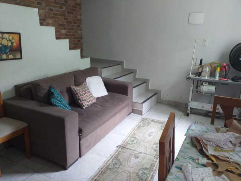 4 - SALA. - Casa À Venda - Piedade - Rio de Janeiro - RJ - MECA30033 - 1