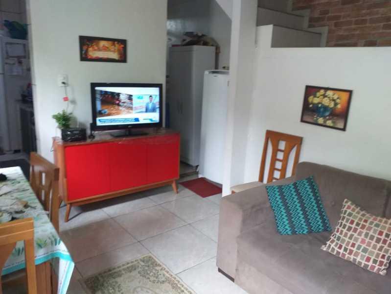 5 - SALA. - Casa À Venda - Piedade - Rio de Janeiro - RJ - MECA30033 - 4