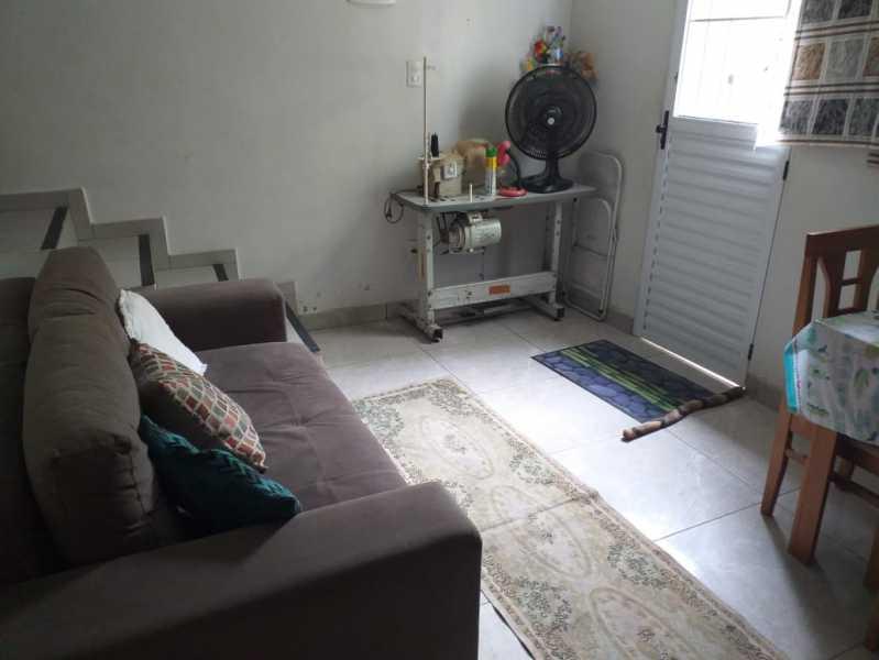 6 - SALA. - Casa À Venda - Piedade - Rio de Janeiro - RJ - MECA30033 - 3