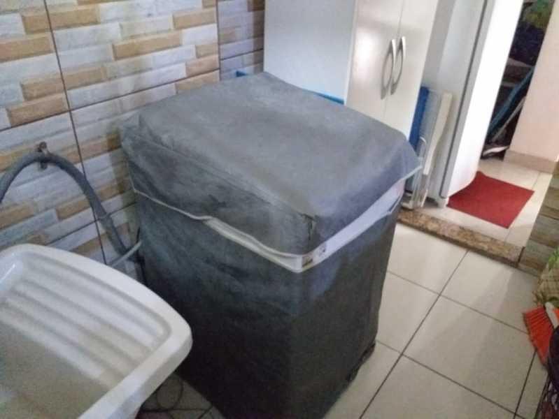 15 - ÁREA DE SERVIÇO. - Casa À Venda - Piedade - Rio de Janeiro - RJ - MECA30033 - 22