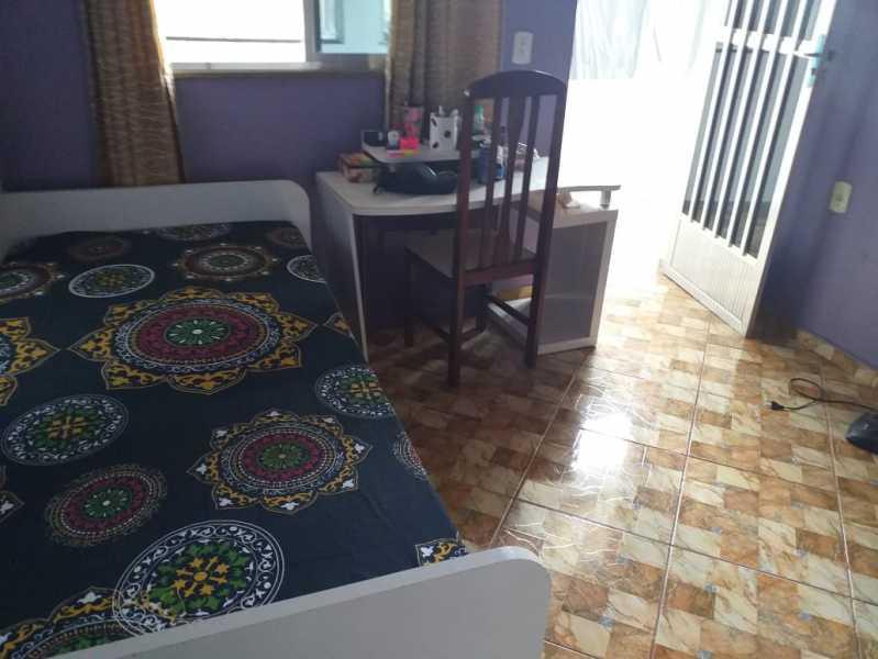 24 - QUARTO 3. - Casa À Venda - Piedade - Rio de Janeiro - RJ - MECA30033 - 14
