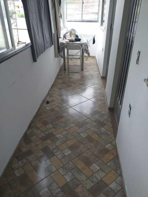 25 - VARANDA. - Casa À Venda - Piedade - Rio de Janeiro - RJ - MECA30033 - 23
