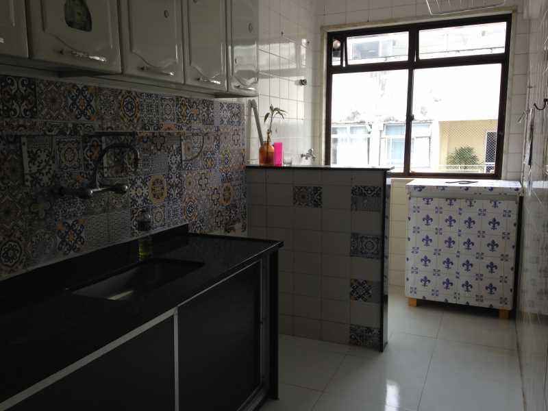 IMG-5017 - Apartamento Para Alugar - Pechincha - Rio de Janeiro - RJ - FRAP21528 - 18