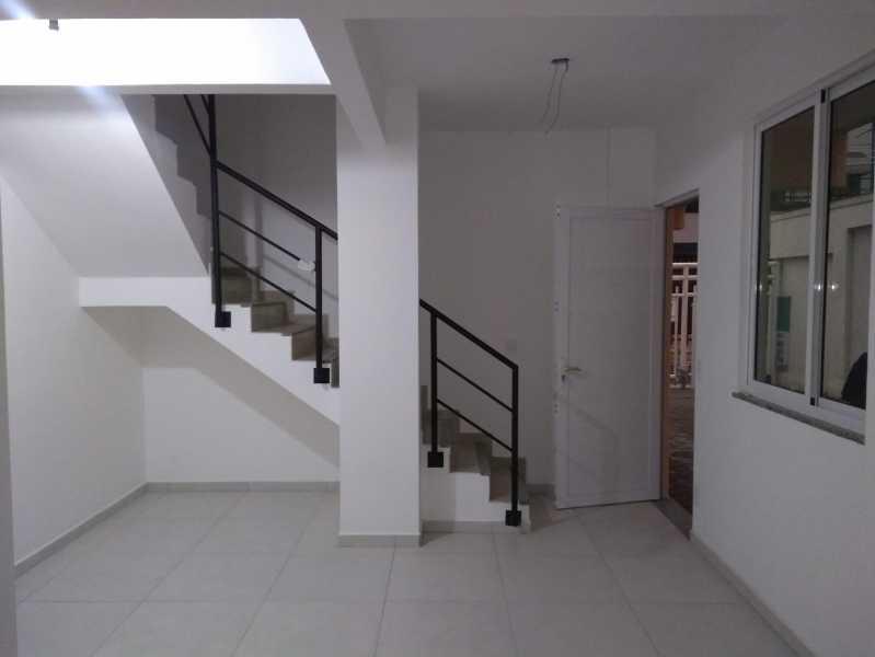4 - Casa em Condomínio Méier, Rio de Janeiro, RJ À Venda, 2 Quartos, 94m² - MECN20027 - 1