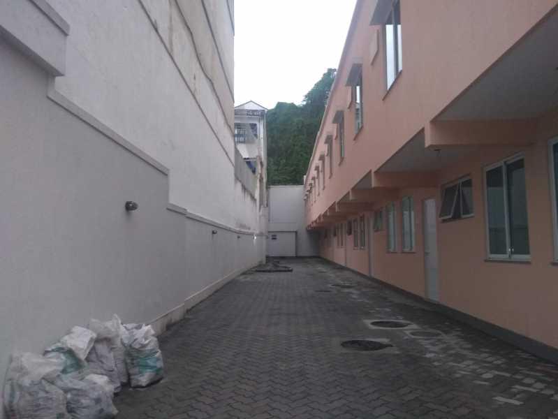 1 - Casa em Condomínio 2 quartos à venda Méier, Rio de Janeiro - R$ 520.000 - MECN20029 - 3