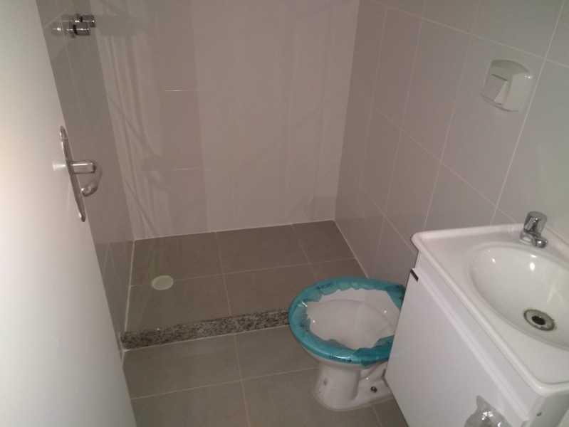 21 - Casa em Condomínio 2 quartos à venda Méier, Rio de Janeiro - R$ 520.000 - MECN20029 - 22