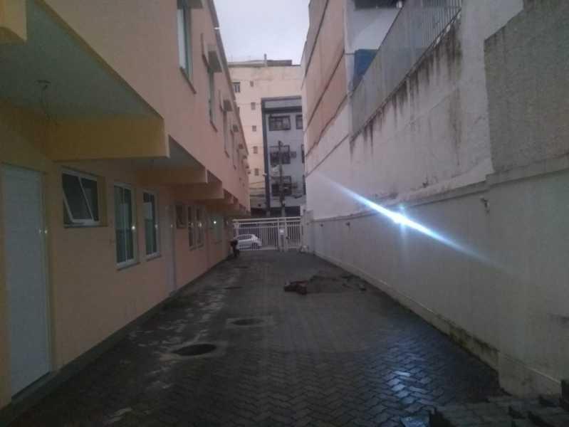 27 - Casa em Condomínio 2 quartos à venda Méier, Rio de Janeiro - R$ 520.000 - MECN20029 - 28