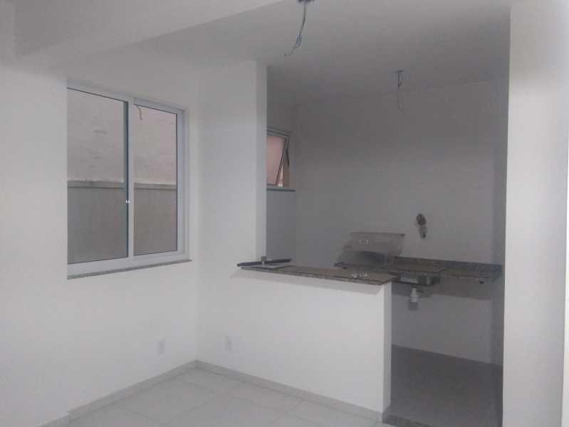 2 - Casa em Condomínio Méier, Rio de Janeiro, RJ À Venda, 2 Quartos, 94m² - MECN20030 - 1