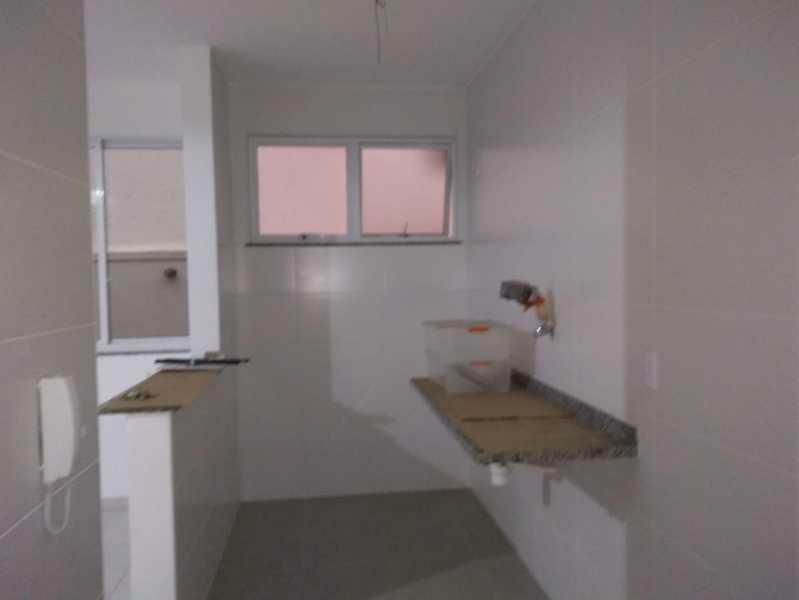 7 - Casa em Condomínio Méier, Rio de Janeiro, RJ À Venda, 2 Quartos, 94m² - MECN20030 - 8
