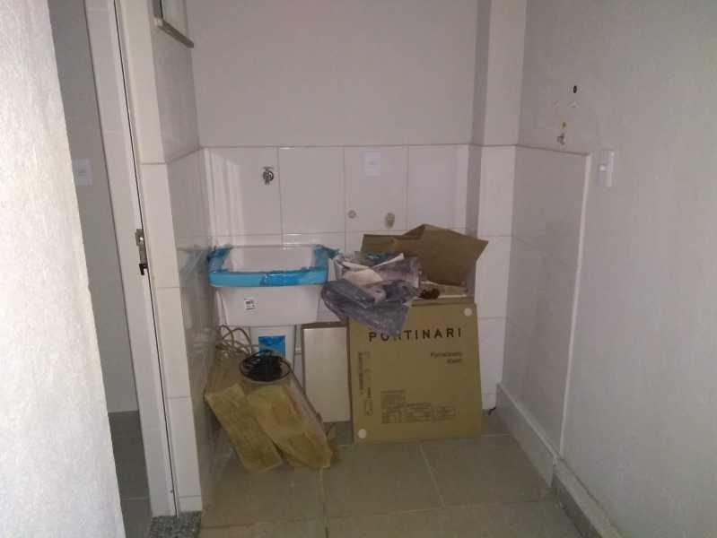 9 - Casa em Condomínio Méier, Rio de Janeiro, RJ À Venda, 2 Quartos, 94m² - MECN20030 - 10