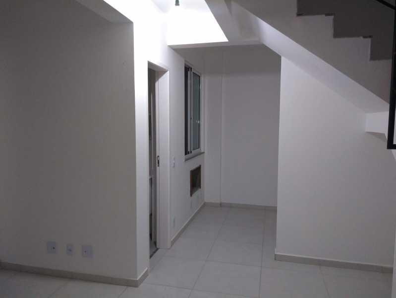 11 - Casa em Condomínio 2 quartos à venda Méier, Rio de Janeiro - R$ 480.000 - MECN20031 - 1