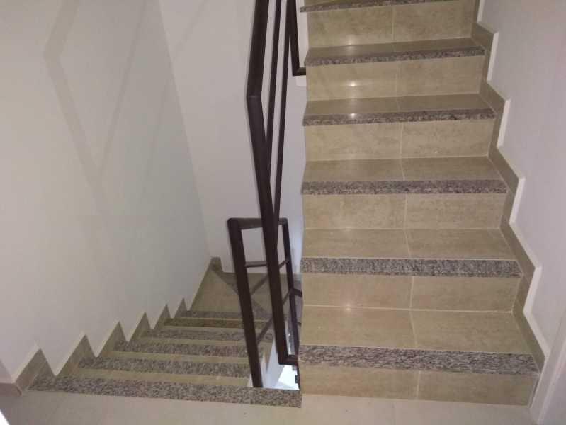 24 - Casa em Condomínio 2 quartos à venda Méier, Rio de Janeiro - R$ 480.000 - MECN20031 - 25