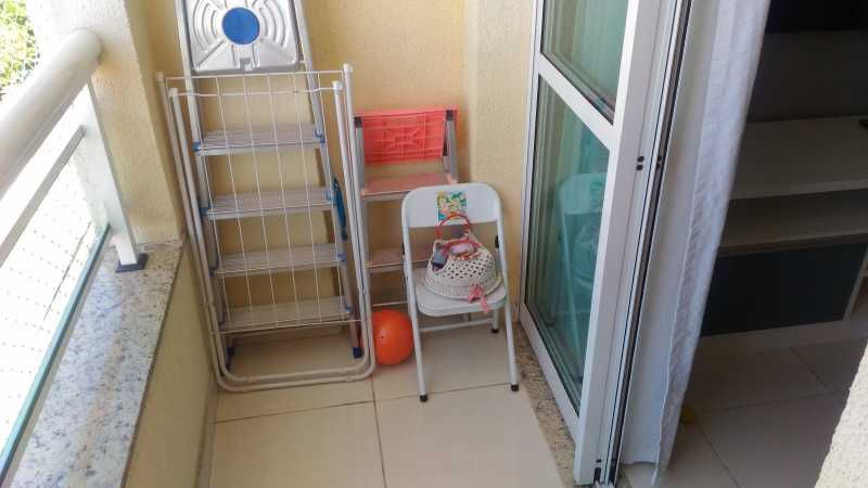 P_20200219_100803 - Apartamento 2 quartos à venda Riachuelo, Rio de Janeiro - R$ 280.000 - MEAP21013 - 7