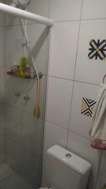P_20200219_100936 - Apartamento 2 quartos à venda Riachuelo, Rio de Janeiro - R$ 280.000 - MEAP21013 - 9
