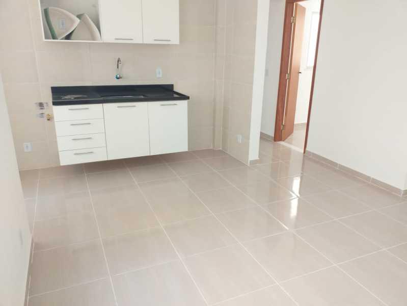 3 - SALA. - Apartamento Engenho de Dentro,Rio de Janeiro,RJ À Venda,2 Quartos,52m² - MEAP21015 - 4