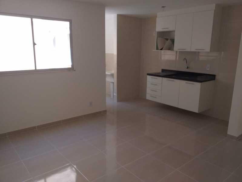 4 - SALA. - Apartamento Engenho de Dentro,Rio de Janeiro,RJ À Venda,2 Quartos,52m² - MEAP21015 - 5