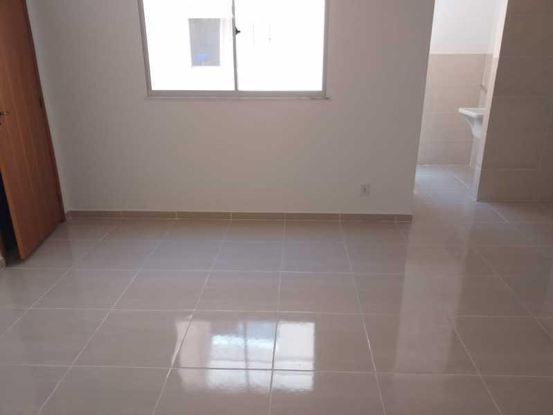 5 - SALA. - Apartamento Engenho de Dentro,Rio de Janeiro,RJ À Venda,2 Quartos,52m² - MEAP21015 - 6