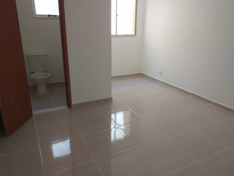 8 - QUARTO SUÍTE. - Apartamento Engenho de Dentro,Rio de Janeiro,RJ À Venda,2 Quartos,52m² - MEAP21015 - 9