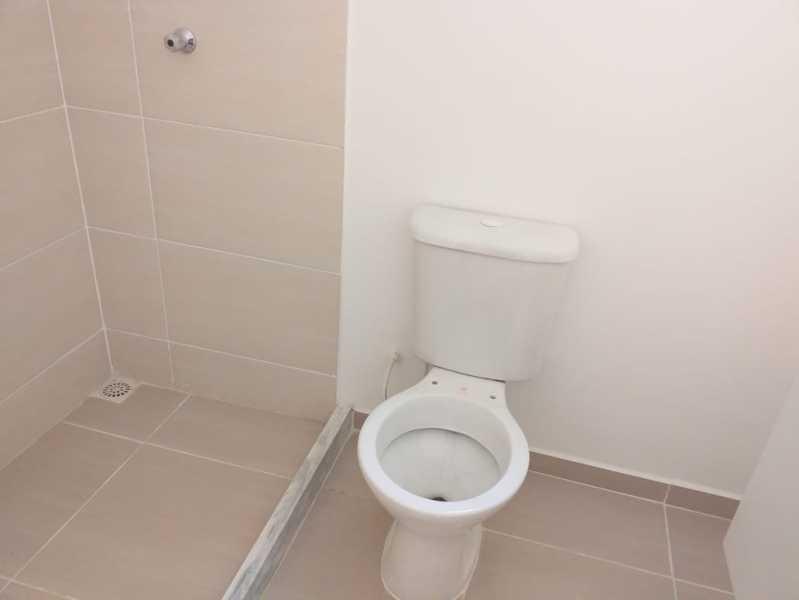 10 - BANHEIRO SUÍTE. - Apartamento Engenho de Dentro,Rio de Janeiro,RJ À Venda,2 Quartos,52m² - MEAP21015 - 11