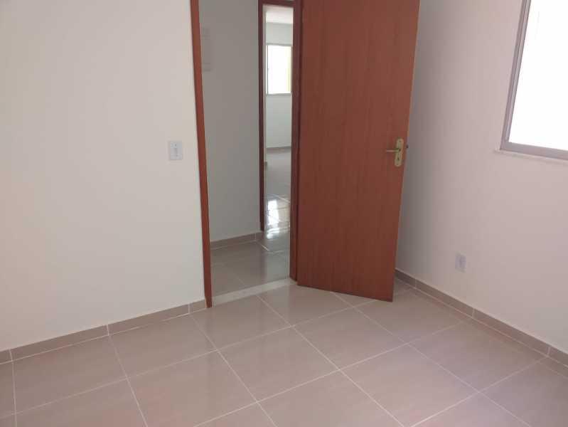 12 - QUARTO 2. - Apartamento Engenho de Dentro,Rio de Janeiro,RJ À Venda,2 Quartos,52m² - MEAP21015 - 13