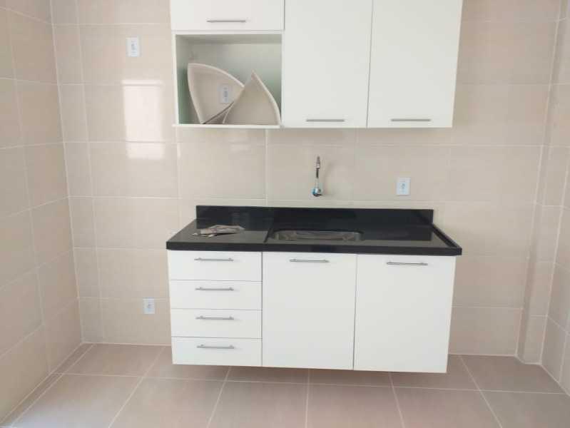 16 - COZINHA. - Apartamento Engenho de Dentro,Rio de Janeiro,RJ À Venda,2 Quartos,52m² - MEAP21015 - 17
