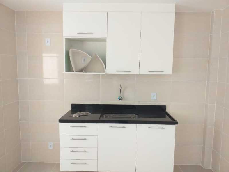 17 - COZINHA. - Apartamento Engenho de Dentro,Rio de Janeiro,RJ À Venda,2 Quartos,52m² - MEAP21015 - 18