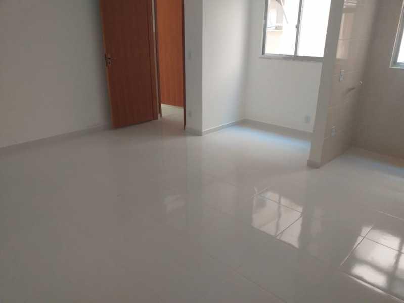 4 - SALA. - Apartamento Engenho de Dentro,Rio de Janeiro,RJ À Venda,2 Quartos,55m² - MEAP21017 - 5