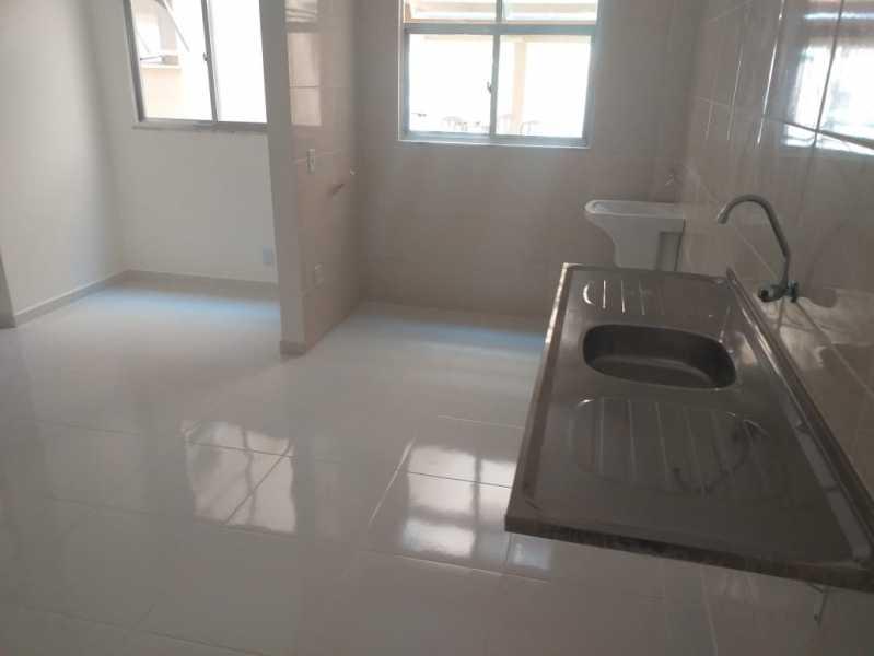11 - COZINHA E ÁREA DE SERVI? - Apartamento Engenho de Dentro,Rio de Janeiro,RJ À Venda,2 Quartos,55m² - MEAP21017 - 12