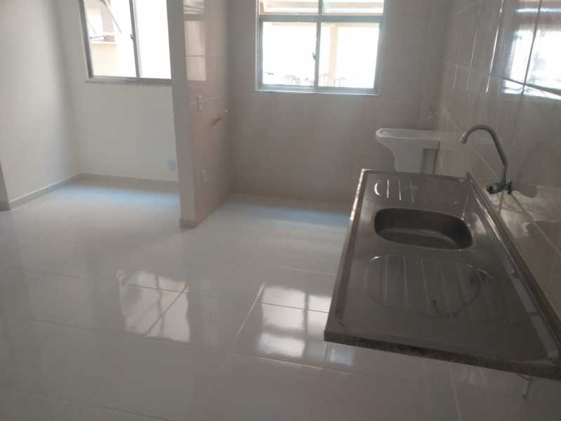 11 - COZINHA E ÁREA DE SERVI? - Apartamento Engenho de Dentro,Rio de Janeiro,RJ À Venda,2 Quartos,55m² - MEAP21020 - 12