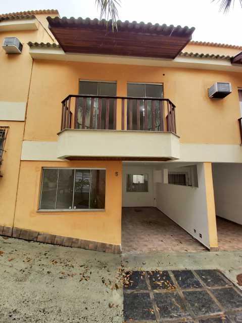 1 - Casa em Condomínio Tanque,Rio de Janeiro,RJ À Venda,3 Quartos,110m² - FRCN30180 - 1