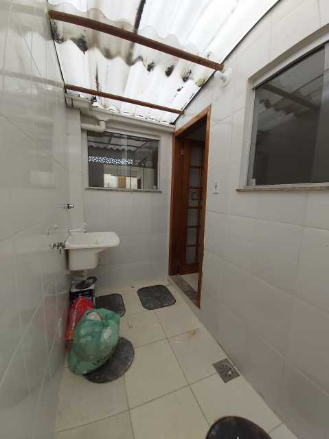 22 - Casa em Condomínio Tanque,Rio de Janeiro,RJ À Venda,3 Quartos,110m² - FRCN30180 - 23