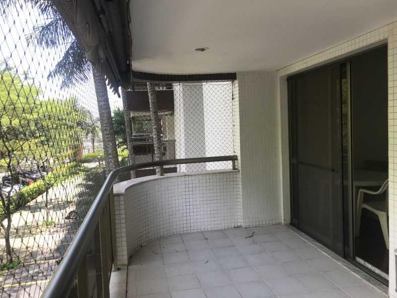 02 - Apartamento Jacarepaguá, Rio de Janeiro, RJ À Venda, 3 Quartos, 113m² - FRAP30634 - 3