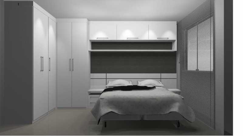 1 1. - Apartamento 2 quartos à venda Anil, Rio de Janeiro - R$ 180.000 - FRAP21540 - 7