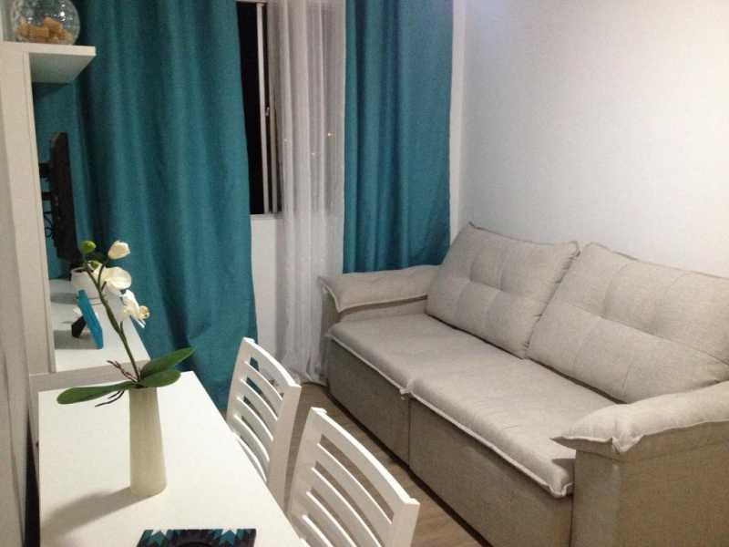 1 11. - Apartamento 2 quartos à venda Anil, Rio de Janeiro - R$ 180.000 - FRAP21540 - 3