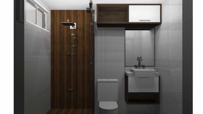1 14. - Apartamento 2 quartos à venda Anil, Rio de Janeiro - R$ 180.000 - FRAP21540 - 15