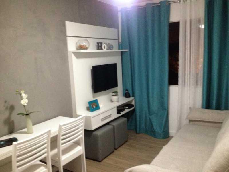 1 17. - Apartamento 2 quartos à venda Anil, Rio de Janeiro - R$ 180.000 - FRAP21540 - 1