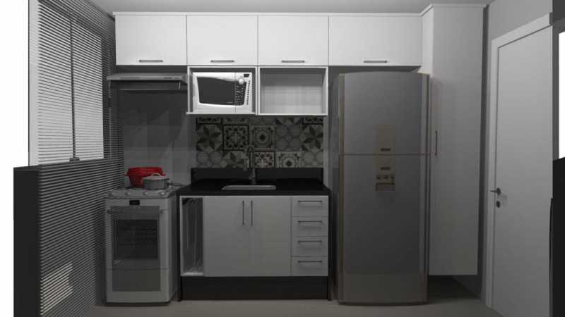 1 19. - Apartamento 2 quartos à venda Anil, Rio de Janeiro - R$ 180.000 - FRAP21540 - 16