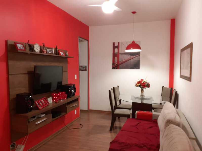 1 - SALA - Apartamento São Francisco Xavier, Rio de Janeiro, RJ À Venda, 2 Quartos, 68m² - MEAP21025 - 1