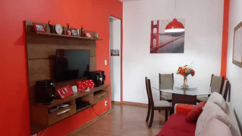 2 - SALA - Apartamento São Francisco Xavier, Rio de Janeiro, RJ À Venda, 2 Quartos, 68m² - MEAP21025 - 3
