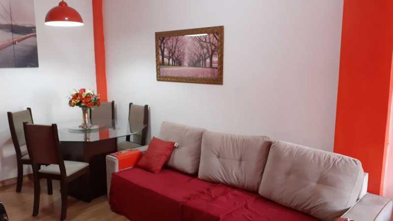3 - SALA - Apartamento São Francisco Xavier, Rio de Janeiro, RJ À Venda, 2 Quartos, 68m² - MEAP21025 - 4