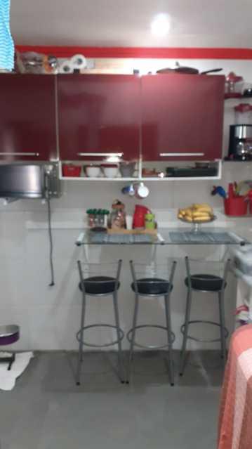 12 - COZINHA - Apartamento São Francisco Xavier, Rio de Janeiro, RJ À Venda, 2 Quartos, 68m² - MEAP21025 - 13