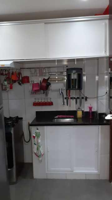 14 - COZINHA - Apartamento São Francisco Xavier, Rio de Janeiro, RJ À Venda, 2 Quartos, 68m² - MEAP21025 - 15
