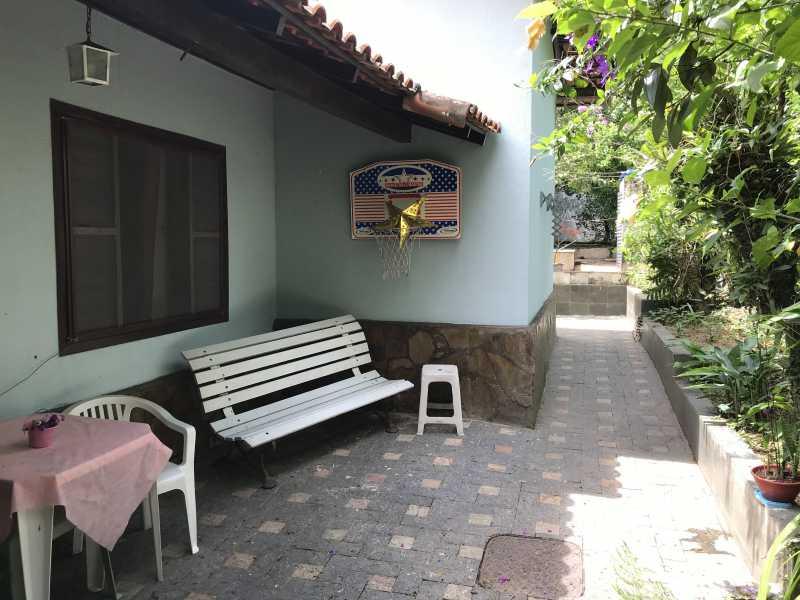 07 - Casa Taquara, Rio de Janeiro, RJ À Venda, 3 Quartos, 213m² - FRCA30031 - 8